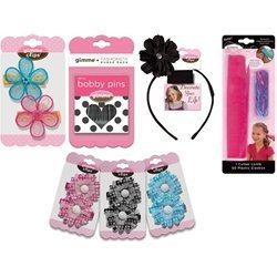 Amazon com : Gimme Wholesale Hair Accessories 25 Individual