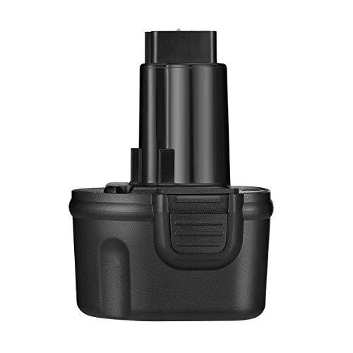 2.0Ah 7.2V DW9057 Replacement Battery for Dewalt DE9057 DE9085 DW9057 DW920K DW920K2 DW925K DW925K2 DW968K DC Series DW Series