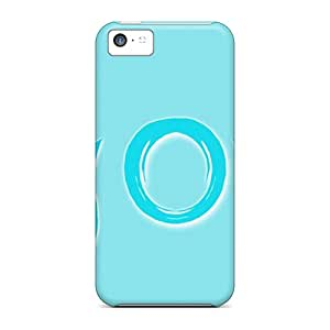 High Quality Superface Logo Skin Case Cover Specially Designed For Iphone - 5c