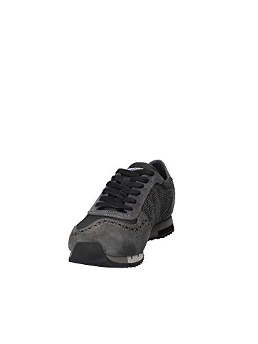 Navy Dark Uomo Grey Quincy02 Sneakers Blauer qYItpOFF