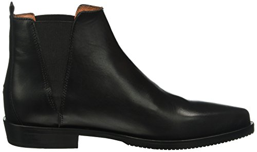 Hilfiger Denim G1385ames 2a, Zapatillas de Estar por Casa para Mujer Negro - Schwarz (Black 990)