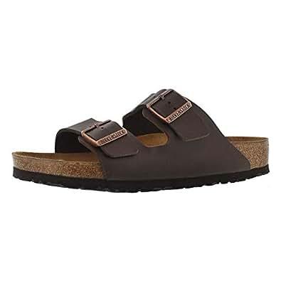 Birkenstock Sandals Arizona Dark Brown 35 M EU