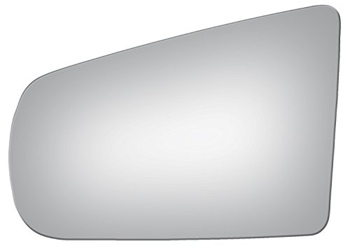 Burco 2866 Flat Driver Side Power Replacement Mirror Glass for Cadillac DeVille, Eldorado, Seville (1992, 1993, 1994, 1995, 1996, 1997, 1998, 1999, 2000, 2001, 2002)