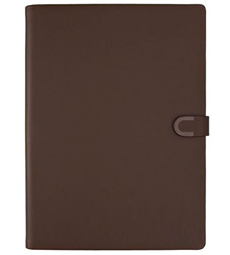 """Nook HD 7"""" Lautner Cover Chocolate Fits 7"""" Nook HD Brand New"""