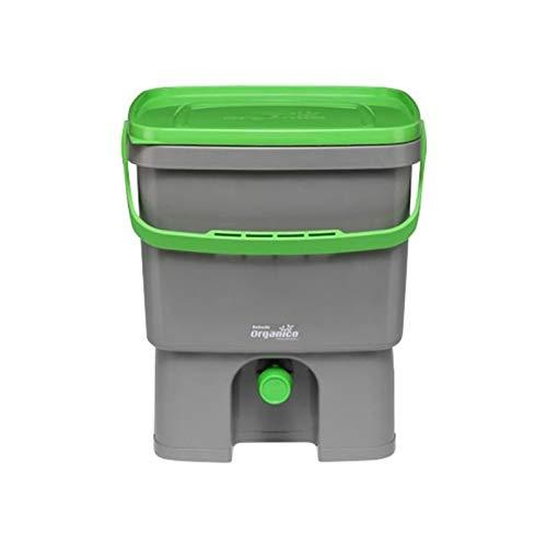 Compostador Bokashi 16 litros + 1 kg de activador Bokashi ...