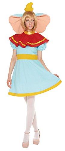 Disney's Dubmo Costume - Women's Style - Teen/Women's STD Size -
