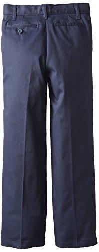 Dickies Khaki Big Boys' Flex Waist Stretch Pant, Dark Navy, 10 Regular by Dickies (Image #2)