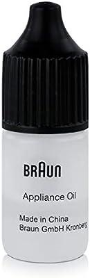 Braun Afeitadora eléctrica 7002000 Appliance Aceite de lubricación ...