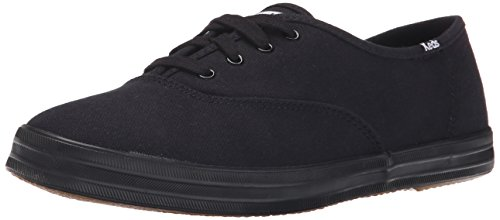 Keds Women's Champion Original Canvas Sneaker - Black/Bla...