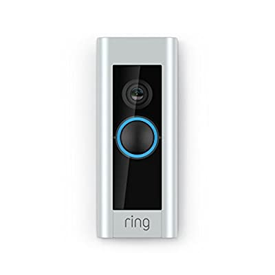 Ring Video Doorbell Pro and Ring Chime Pro Wifi Extender Bundle