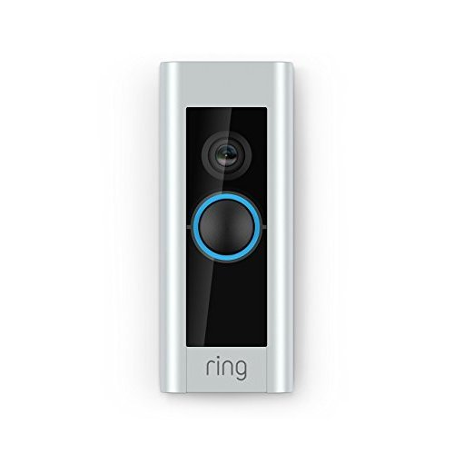 Ring Video Doorbell Pro and Ring Chime Pro Wifi Extender Bundle by