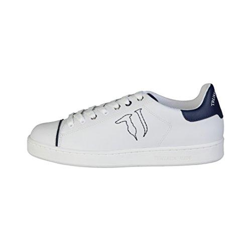 Trussardi 77S501 Sneakers Herren Weiß 46