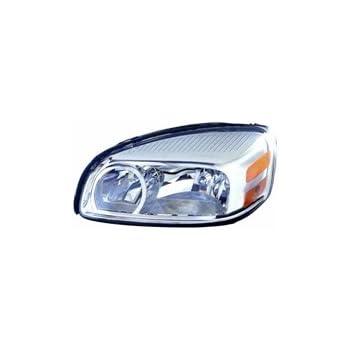 2008 Mitsubishi ENDEAVOR Post mount spotlight -Chrome 100W Halogen 6 inch Passenger side WITH install kit