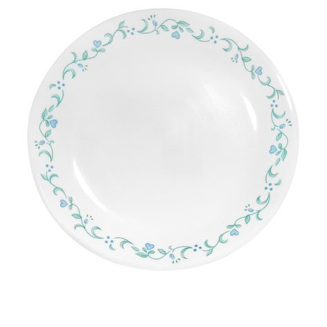 Corelle Country Cottage 8 Inch Luncheon Plate Country Cottage Salad Plate