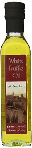 D Dalla Terra White Truffle Oil, 8.8 Ounce by D Dalla Terra