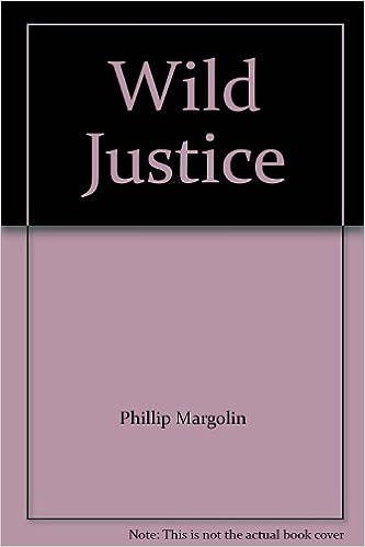 Book Wild Justice
