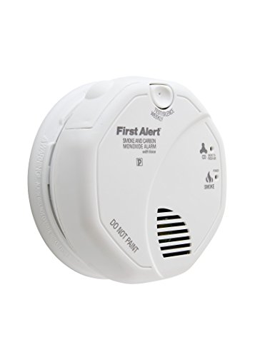 First Alert Combination Smoke and Carbon Monoxide Alarm New