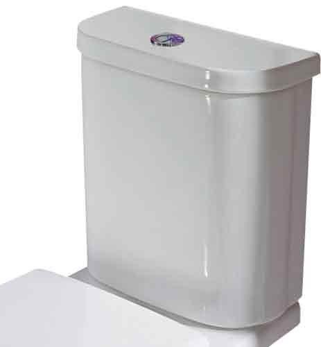 Caroma 814328W Adelaide Toilet Tank, - Adelaide Mall