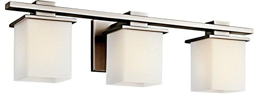 Kichler 45151AP Three Light Bath by Kichler Lighting