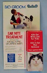 EAR MITE MEDICATION 1 OZ