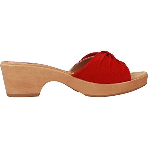 Clogs Red Colour Iras Ks Brand Unisa Model Womens Red Clogs pvxwxq4zY
