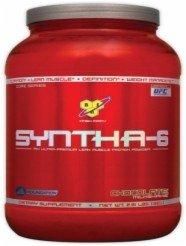 BSN Syntha-6 - 5,04 кг. - Шоколадный торт Тесто - Эксклюзивный аромат
