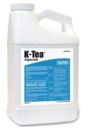 Algaecide 2.5 Gls Removes Water Algae Planktonic Filamentous Branch Algae K-tea Not For Sale To: CALIFORNIA by K-Tea