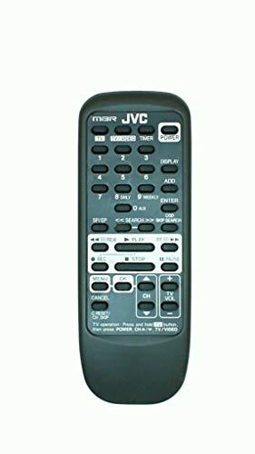 Jvc Tv Warranty - JVC MBR UR64EC1822 MULTI-FUNCTION VCR / TV REMOTE CONTROL