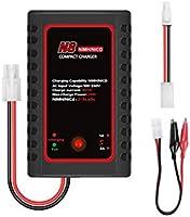 ニッケル水素バッテリー 充電器 サバゲー RCカー 2S - 8S (2.4-9.6V) N8