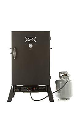 Smoke Hollow SH19050211 PS40B Propane Smoker, Black by Masterbuilt Manufacturing, LLC