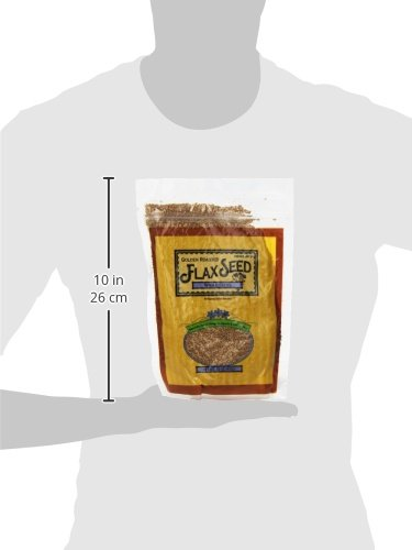 Trader Joe's Golden Roasted Flax Seeds Whole Seeds 15 oz(425g) by Trader Joe's (Image #4)