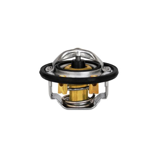 Mishimoto MMTS-CHV-01DH 185 and 191 Degrees Racing Thermostat with 6.6L Duramax Engine for Chevy Duramax 2500