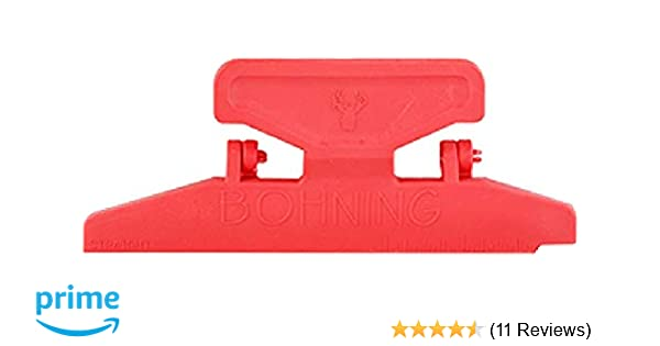 1349 Bohning Pro Class Jig w//RW Clamp