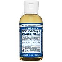 Dr Bronners Liquid Soap Peppermint, 60 Ml