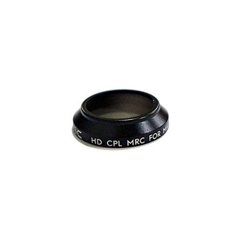 MoreToys Lens Filter Accessories Camera Lens Circular Polarizer Neutral Density Filters Parts for DJI Mavic Pro Quadcopter Drone (CPL)
