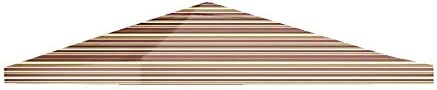 Garden Winds Signature Series 10 x 10 Single Tiered Replacement Gazebo Canopy Top Cover – Stripe Canyon