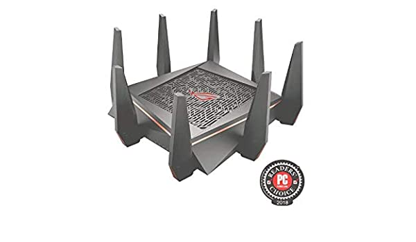 dee5d2d20f ASUS Gaming Router Tri-Band WiFi (up to 5334 Mbps) for VR   4K Streaming