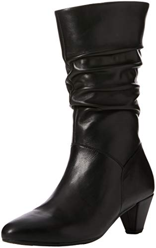 27 Fashion Femme Noir Shoes Bottes Schwarz Gabor Hautes Gabor aTAwPqFTx4
