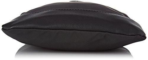 Kaporal Opalo - Borse a mano Uomo, Noir (Black), 14x29x37 cm (W x H L)
