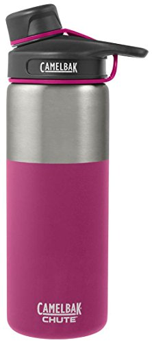 CamelBak Chute Vacuum Insulated Stainless Water Bottle, 20 oz, Honeysuckle