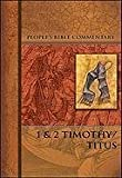 I and II Timothy/Titus, Armin W. Schuetze, 0758604505