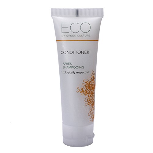 Price comparison product image Eco by Green Culture Hotel Amenities Travel Sized Conditioner 30ml (288 Pack)