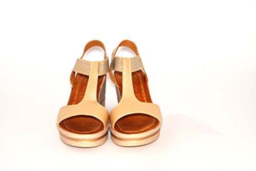 Sandali donna in pelle per l'estate scarpe RIPA shoes made in Italy - 09-88656