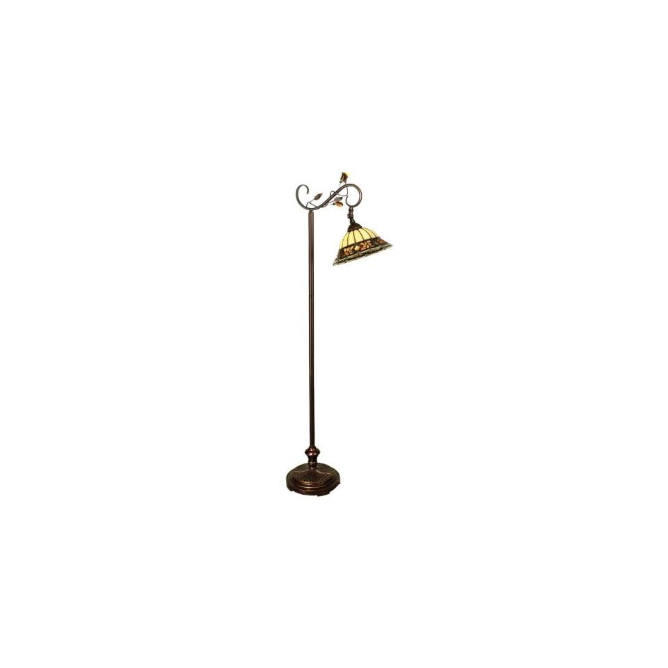 Dale Tiffany Pebblestone Floor Lamp