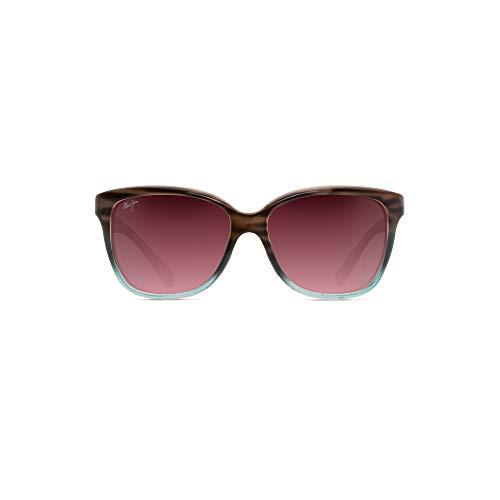 Maui Jim Sunglasses | Starfish 744 | Fashion Frame, Polarized Lenses, with Patented PolarizedPlus2 Lens ()