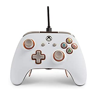PowerA Fusion Pro Wired Controller For Xbox One - White