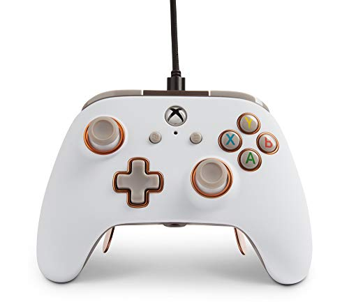 PowerA Fusion Pro Wired Controller For Xbox One – White