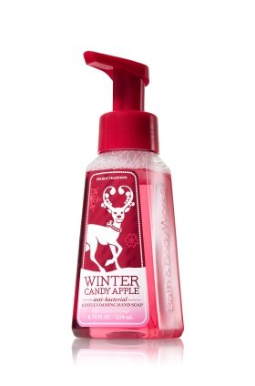 Winter Candy Apple Anti-Bacterial Gentle Foaming Hand Soap - Holiday Traditions 2011