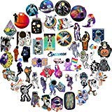 NASA Outer Space Spaceman UFO Laptop Stickers Waterproof for sale  Delivered anywhere in Canada
