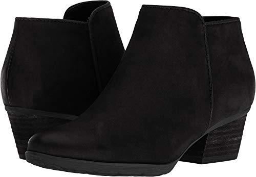 Blondo Women's Villa Waterproof Ankle Boot, Black Suede, 8.5 M US
